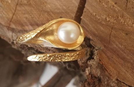 טבעת גולדפילד בשיבוץ פנינה