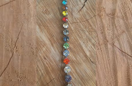 Coated Bracelets
